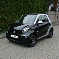 Smart ForTwo 1.0 71KM Automat Passion Climatronic LED Salon PL Gwarancja do 2021r! FV23%!! - Od Handlarza