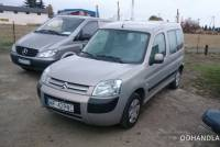 Citroen Berlingo 1.6HDi 75KM Salon PL FV23%