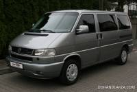 Volkswagen T4 Caravelle 2.5TDi 102KM Automat Climatronic Szyberdach