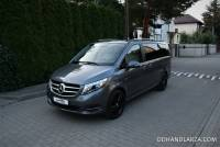Mercedes-Benz V250d 190KM 4Matic 7-os! Panorama Navi LED Kamera 360 SalonPL FV23%!!