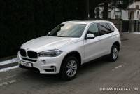 BMW X5 F15 3.0D 258KM Navi Skóra LED HeadUp Webasto Gwarancja do 2020r SalonPL FV23%
