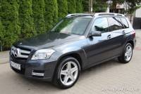 Mercedes GLK 220CDi Automat 4Matic Salon PL