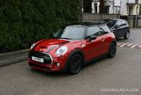 Mini Cooper S 2.0T 192KM Automat LED Panorama Kamera Salon PL FV23%!