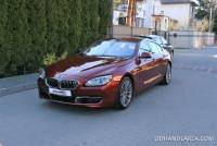 BMW 640i Gran Coupe 3.0T 320KM Individual Bang&Olufsen Night Vision LED SalonPL FV23%!!