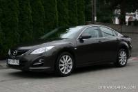 Mazda 6 Sedan 2.2D 163KM Exclusive  Salon PL FV23%