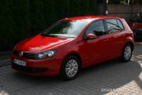 Volkwagen Golf VI 1.6TDI Salon PL F23%