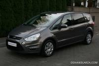 Ford S-Max 2.0TDCi 140KM GoldX Salon PL FV23%