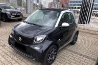 Smart ForTwo 1.0 70KM Automata Passion Climatronic LED Salon PL Gwarancja do 2021r! FV23%!!