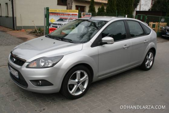 Ford Focus 1.6 16V GoldX Salon PL FV23% - Auta Na Miarę
