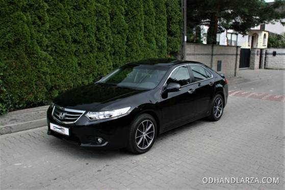 Honda Accord Sedan 2.4 16V 201KM Executive Skóra Xenon SalonPL I-wszy wł!!! - Auta Na Miarę