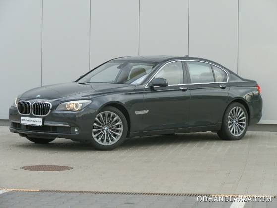 BMW 740d xDrive Premium Selection FV23%, Night Vision, Dynamic Drive, Stop&Go - Auta Na Miarę